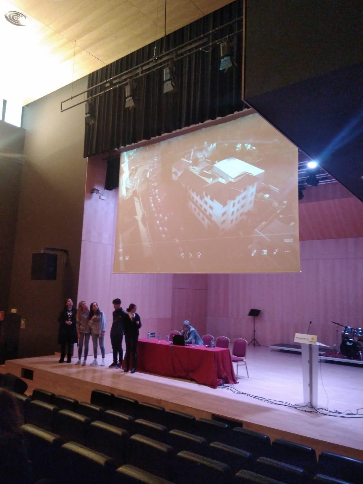 ARCH Prezentarea Colegiului de Sabin Dragoi Arad 2