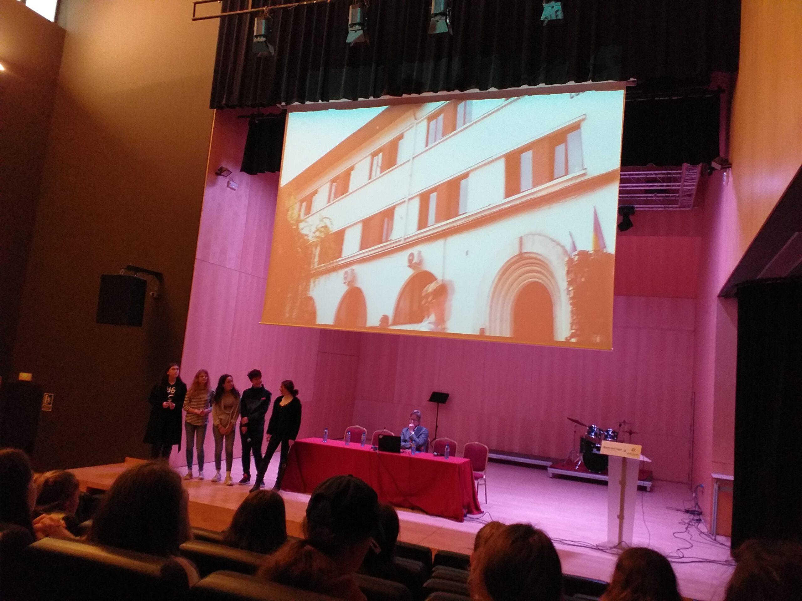 ARCH Prezentarea Colegiului de Sabin Dragoi Arad