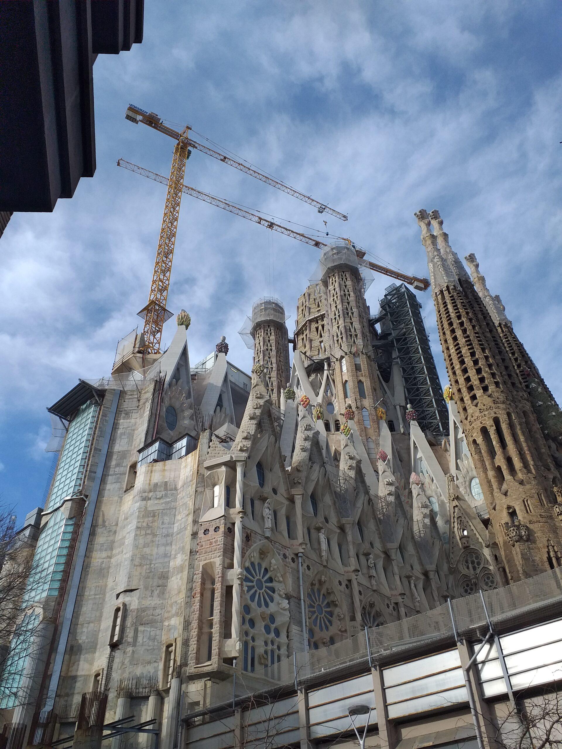 ARCH Sagrada Familia