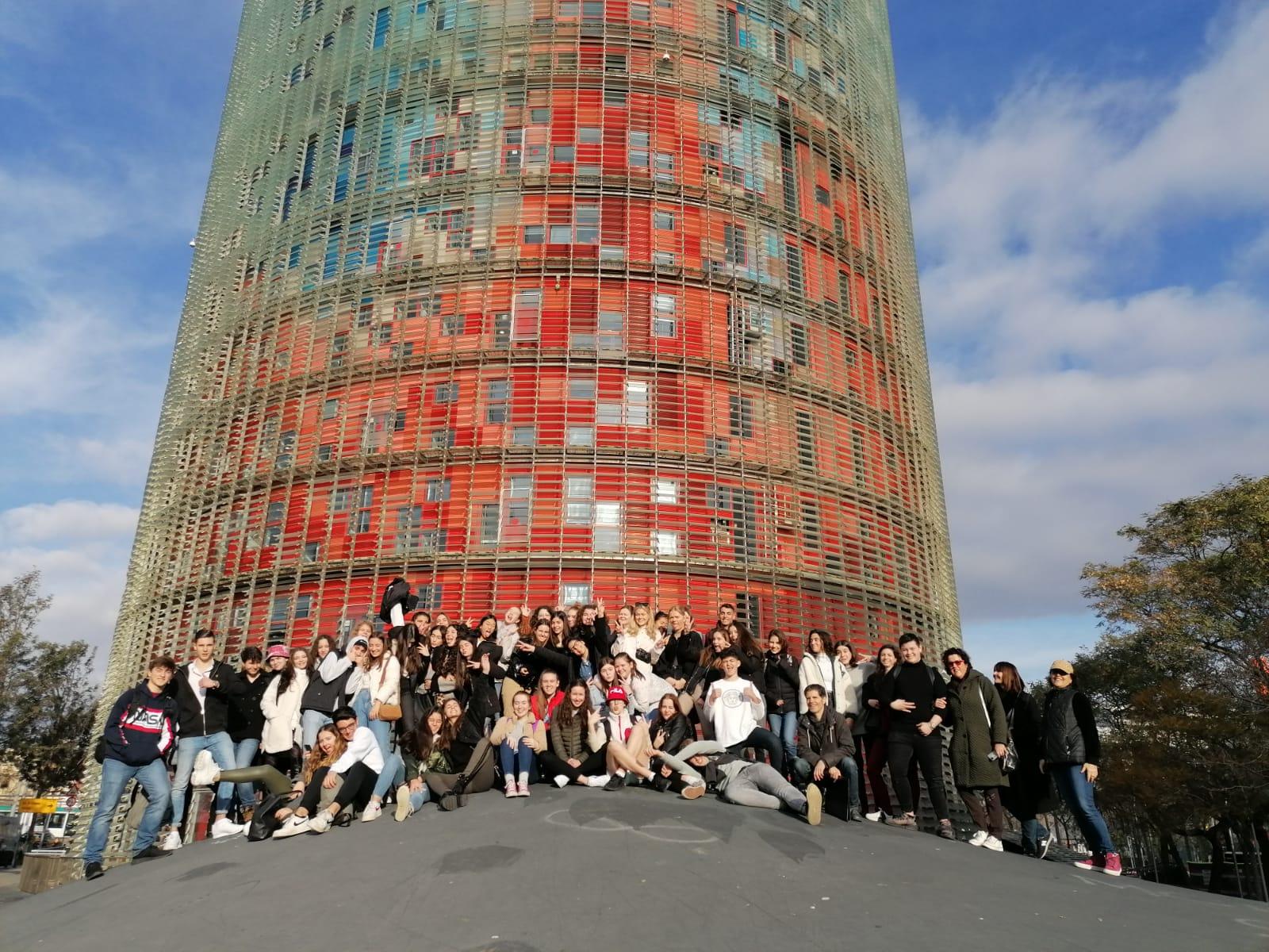 ARCH echipa de proiect in Spania