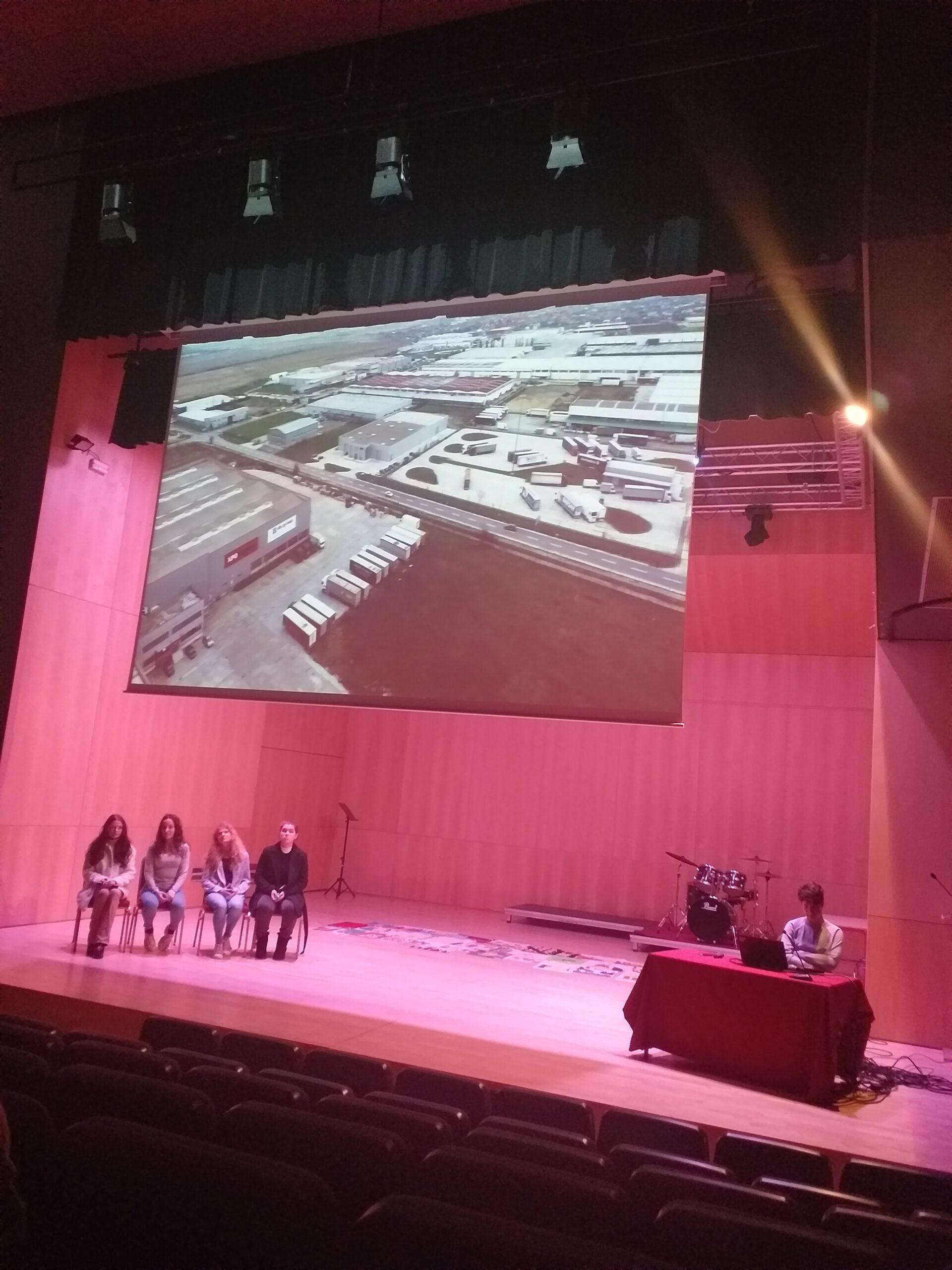ARCH prezentare documentar video Changing society 3