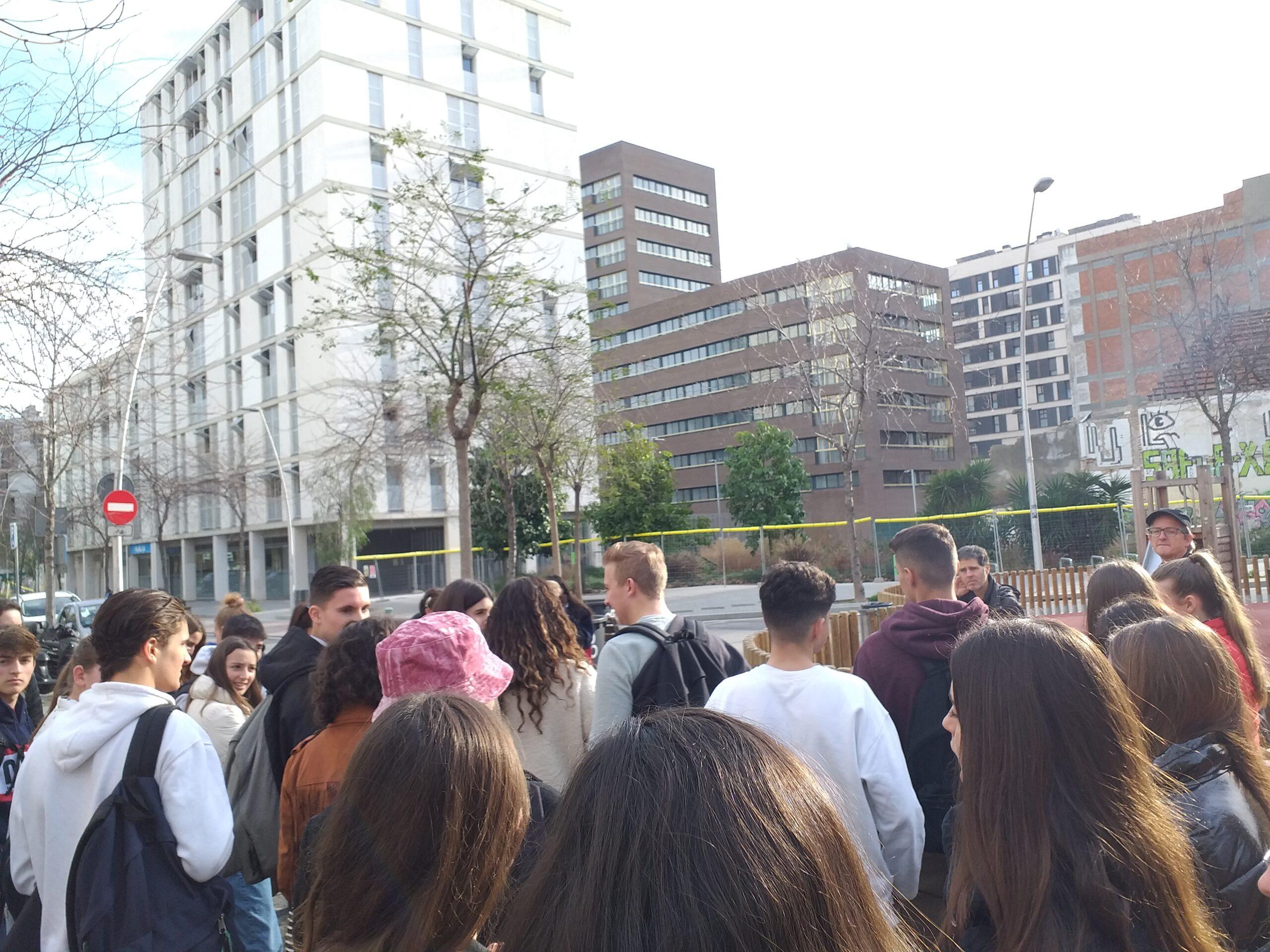 ARCH tur ghidat despre urbanism in Barcelona 1